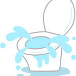 キッチン(台所)の下で水漏れ-石岡市