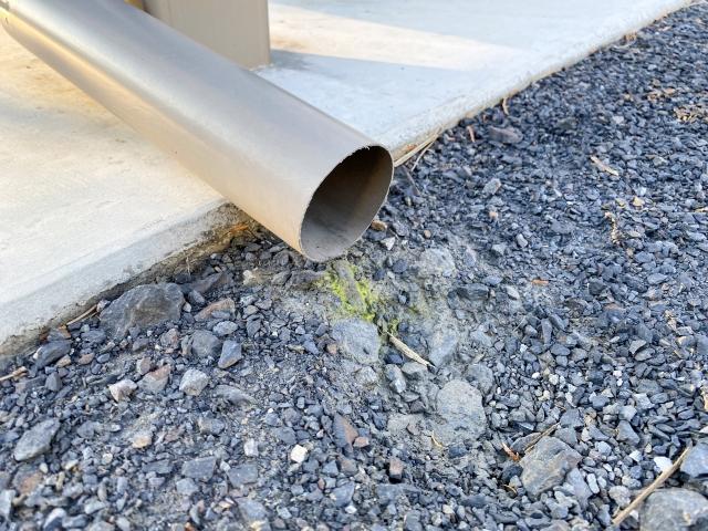 排水設備工事(排水桝の新設 浄化槽の詰まり 高圧洗浄 排水管の新設)